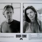 """1994 Press Photo Sam Hennings and Claire Stansfield stars in """"Drop Zone"""""""