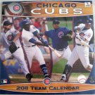 CHICAGO CUBS 2011 TEAM CALENDAR