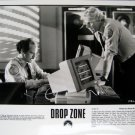 "1994 Press Photo Gary Busey and Michael Jeter in ""Drop Zone"""
