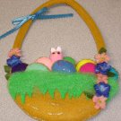 Easter Basket Felt Magnet