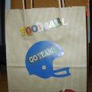 Handmade Gift Bag-Football!!