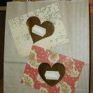 Handmade Wedding Gift Bag-2 Become 1