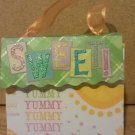 Sweet and Yummy Paper Purse