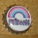 Fairy Princess Bottlecap Magnet #8