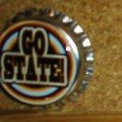 OSU (Oklahoma State University) Bottlecap Magnet #7