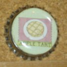 Apple Pie Bottlecap Magnet #8