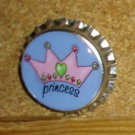 Princess Bottlecap Magnet #11