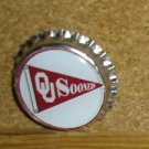 OU Sooners (Oklahoma University) Bottlecap Magnet #13