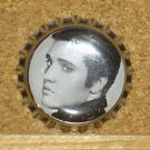 Elvis Bottlecap Magnet #10