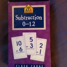 Subtraction Flash Cards NIP 0-12