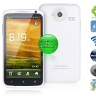 "4.7"" Android 4.0.6 MTK6573 1GHz 3G Smartphone with Wi-Fi, GPS, Capacitive Touch (White)"