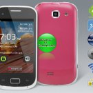 "3.5"" Android 4.0 6820 1.0GHz Smartphone with Wi-Fi, TV, Bluetooth, Capacitive Touch (Pink)"
