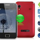 "3.5"" Android 4.0 SC8820 1.0GHz Smartphone with Wi-Fi, Bluetooth, JAVA, Capacitive Touch (Pink)"