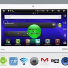 "ICOO T33 7"" Android 2.2 RK2818 1.0GHz Tablet PC with Wi-Fi,"