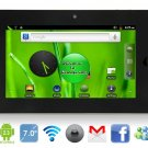 "Dropad 7"" Android 2.3 Samsung S5PV210 Cotex A8 1.2GHz External 3G Tablet PC"