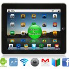"9.7"" Android 2.2 Rockchip RK2818 1.2GHz Tablet PC with Wi-Fi"
