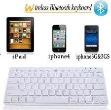 New Models Mini Wireless Keyboard - Aluminum Bluetooth - German