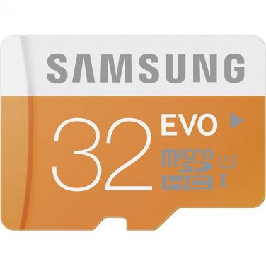 Samsung Micro SD SDHC 32G Evo Class 10 Memory Card flash memory card