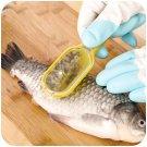 Fish Scale Remover Scaler Scraper Cleaner Kitchen Tool Peeler Gadgets