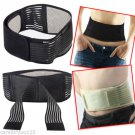 NEW Magnetic Therapy Waist Brace Support Protection Belt Spontaneous Heating