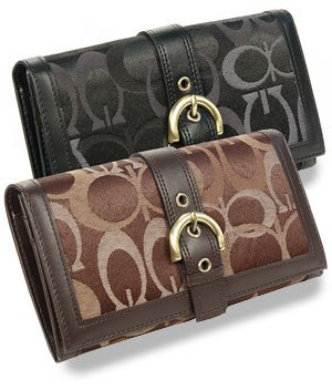 Signature Checkbook Wallet