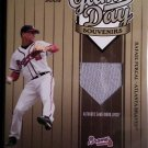 Rafael Furcal Donruss Studio 2004 Game Used Atlanta Braves