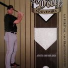 A.J. Pierzynski Donruss Studio 2004 Games Used San Francisco Giants
