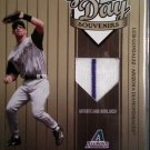 Luis Gonzalez Donruss Studio 2004 Game Used Arizona Diamondbacks