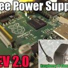 Raspberry Pi Model B Revision 2.0 (512MB) BUNDLE