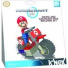Nintendo Mario Kart Bike Building Set Mario 38001