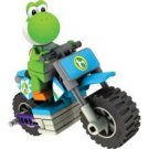 Mario Kart Wii Yoshi and Standard Bike Building