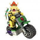 Mario Kart Wii Bowser and Standard Bike Building Set