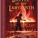 The Percy Jackson and the Olympians, Book Four: Battle of the Labyrinth [Hardcover]
