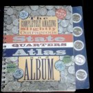 100 State Quarters and State Quarters Atlas and Album