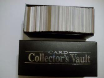 320 Baseball Cards Collectors Vault