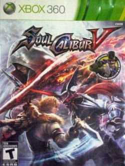 Soul Calibur V Xbox 360