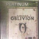 The Elder Scrolls IV Oblivion Platinum Hits