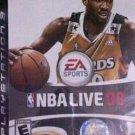 PS3 NBA live 08 PS3