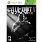COD Black Ops II X360