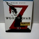 world war Z dvd /3d /digital /copy