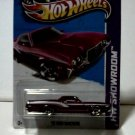 hot Wheels 72 Ford Rancherd
