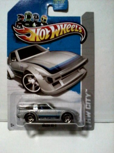 Hot Wheels mazda rx 7