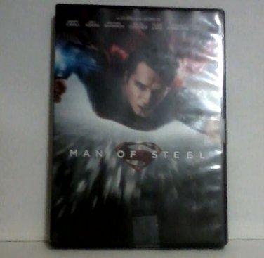 Super Man Man of Steel