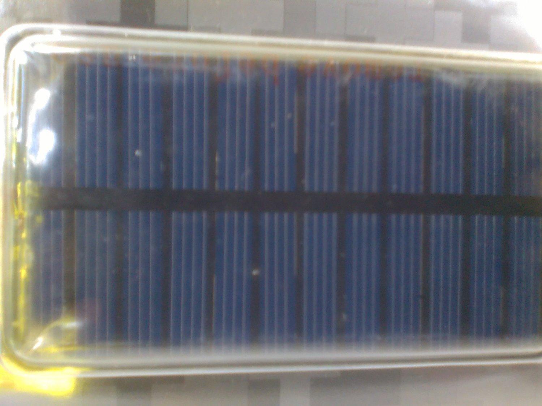 Solar Panel o.5w and 6 volt