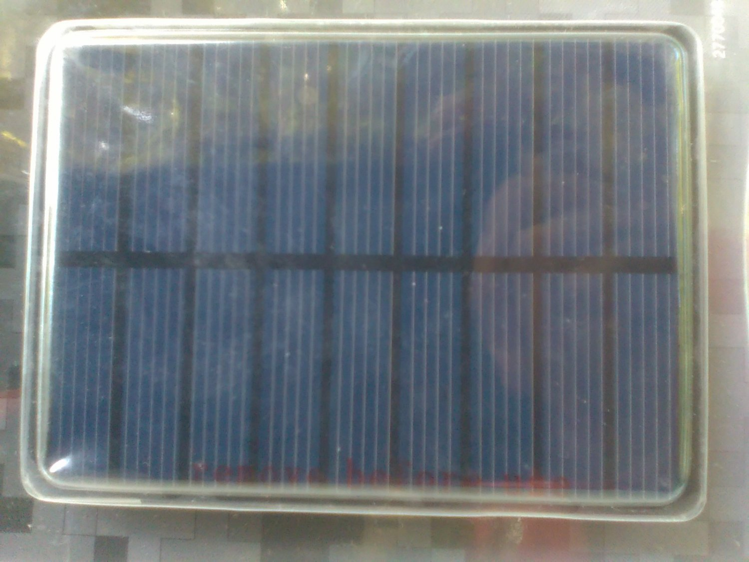 Solar Panel o.1w and 4.5 volt
