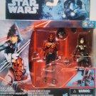 Star Wars Seventh Sister Inquisitor VS. Darth Maul Action figure