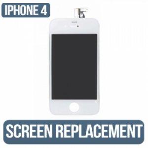iPhone 4g (CDMA) White