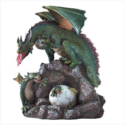 Alab Dragon Family