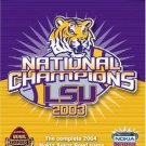 2004 Sugar Bowl: LSU vs. Oklahoma