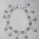 "Silver .950 Bracelet ""Cascabel"""